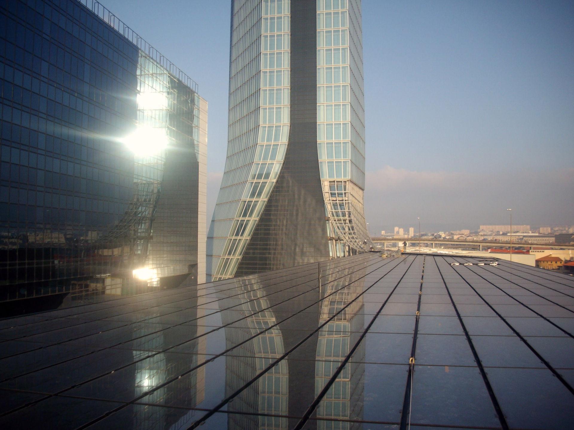 tour CMA CGM Marseille