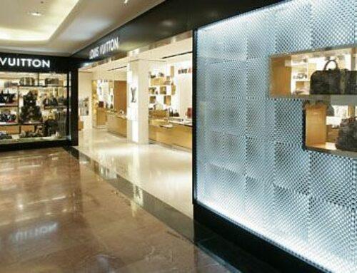 Louis Vuittons Printemps Haussman – Paris