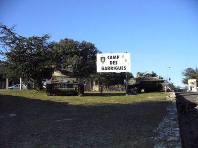Camp des Guarrigues