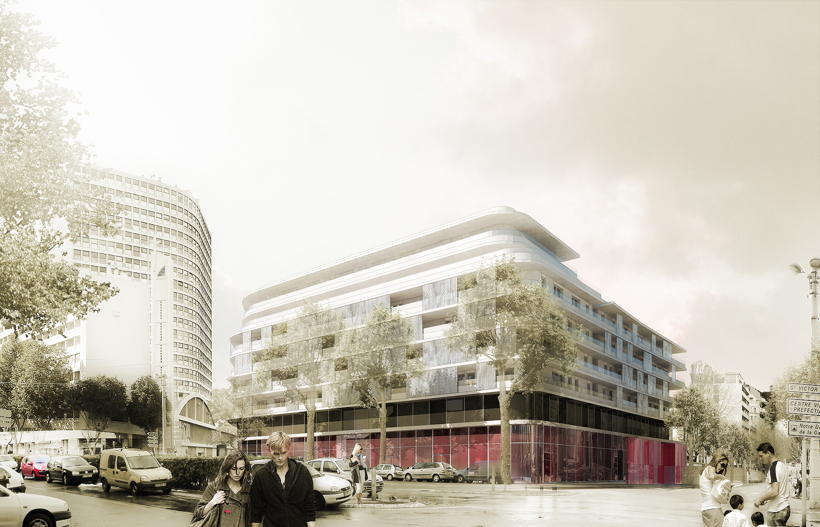 Immeuble TASSO Marseille