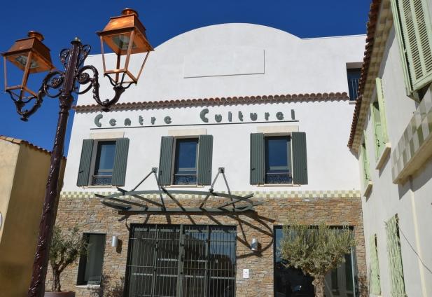 centre culturel rognac