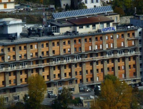 Centre hospitalier de Briançon