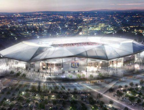 Stade des lumières – Lyon