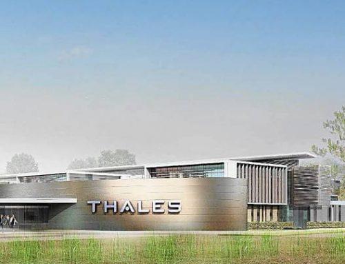 Thalès Alenia Space – Cannes