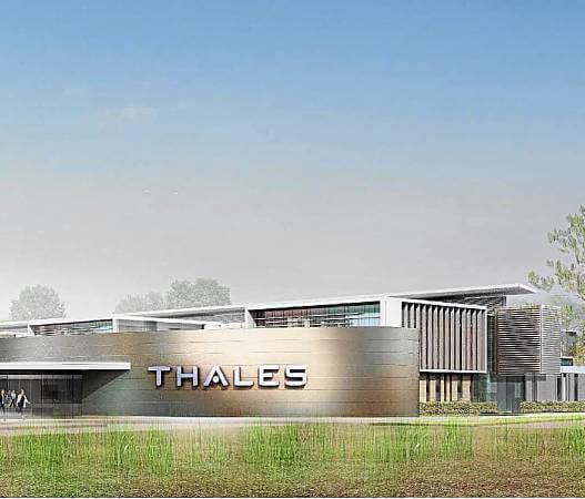 Thalès Alenia Space - Cannes