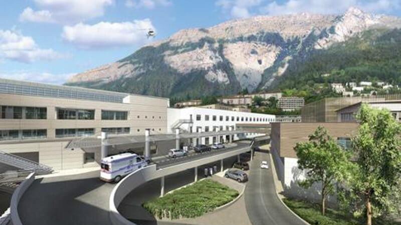 Centre Hospitalier Gap Muret
