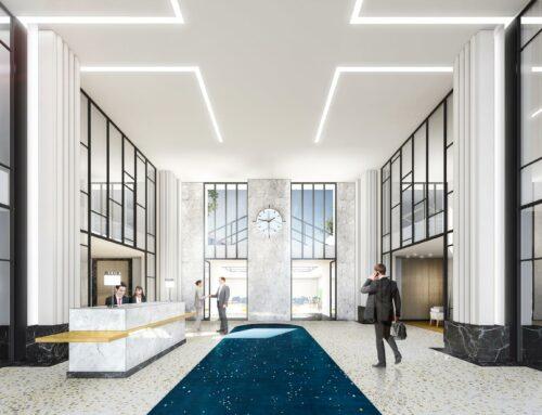 Covea Breteuil – Restructuration Site Michelin