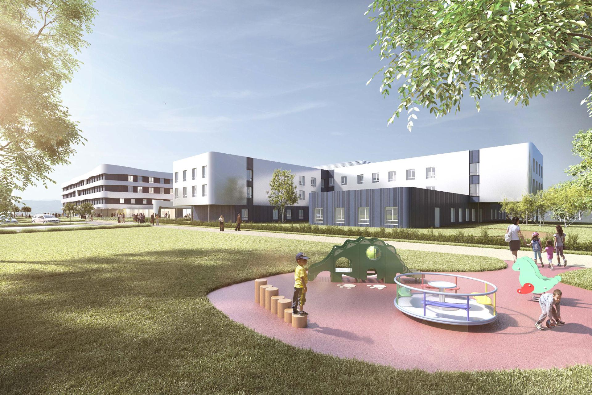 Hôpital de Belley