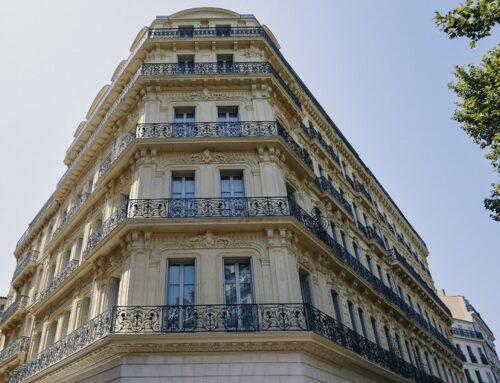 Rénovation de l'Hôtel Mercure – Marseille