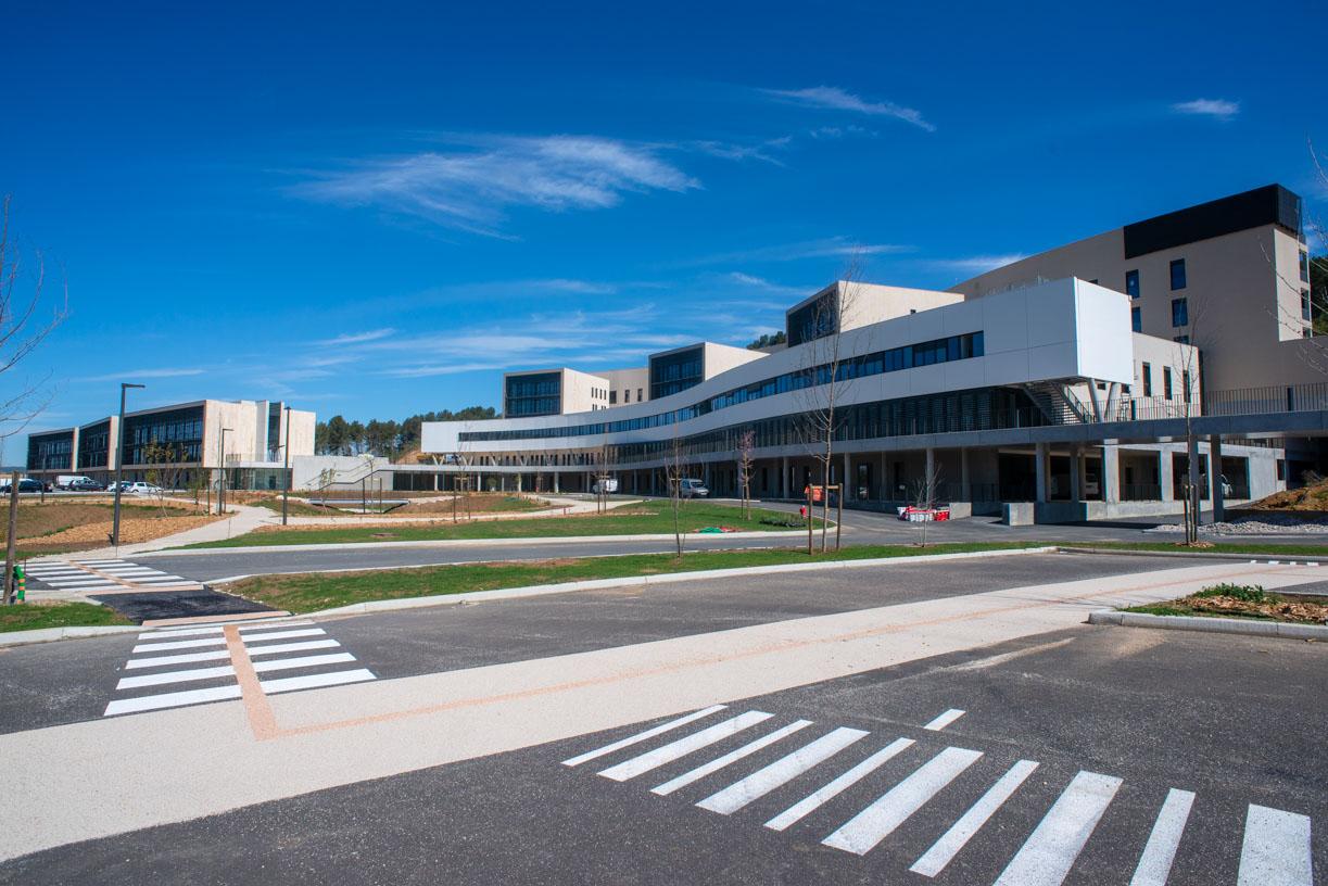 Photo Hôpital Privé Provence Socogyps