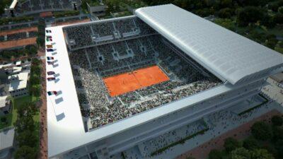 Photo Roland Garros Paris Socogyps